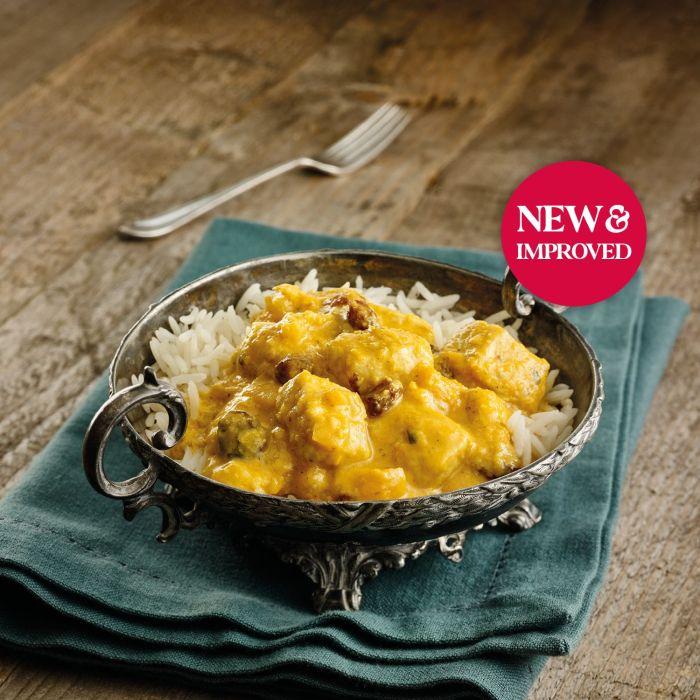 Mini Fruity Chicken Curry