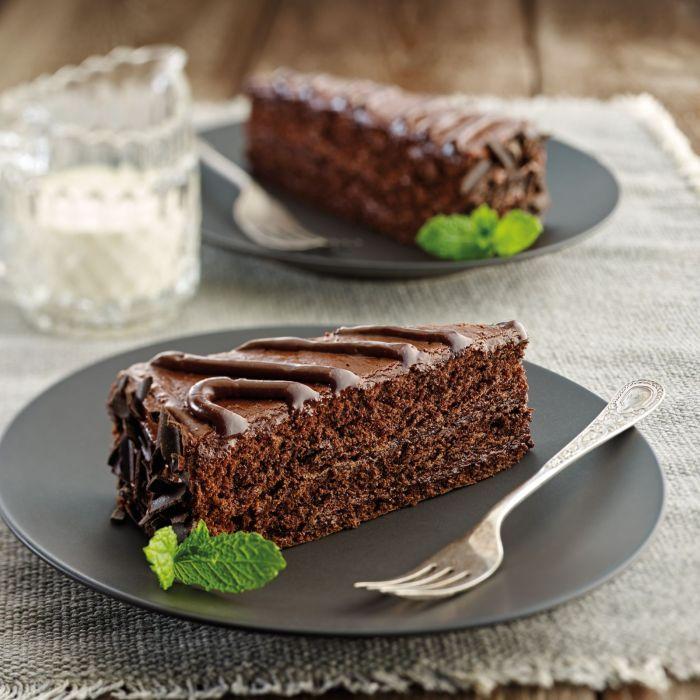 Chocolate Fudge Cake (Pack of 2)