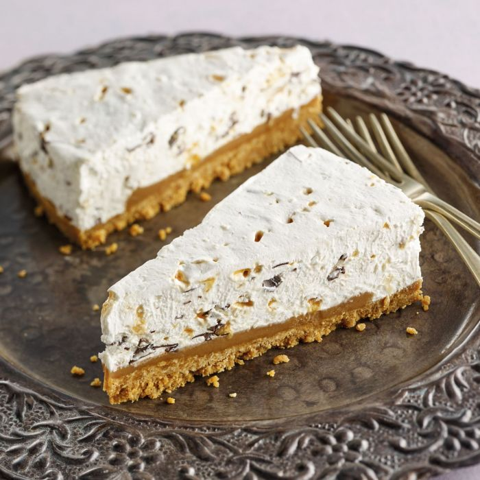 Honeycomb & Toffee Cheesecake (Pack of 2)