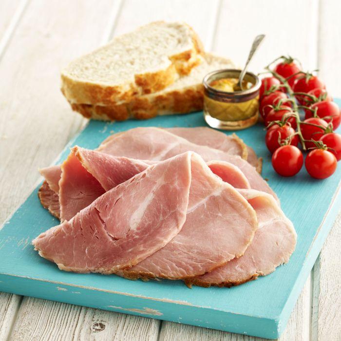 Smoked Sliced Ham