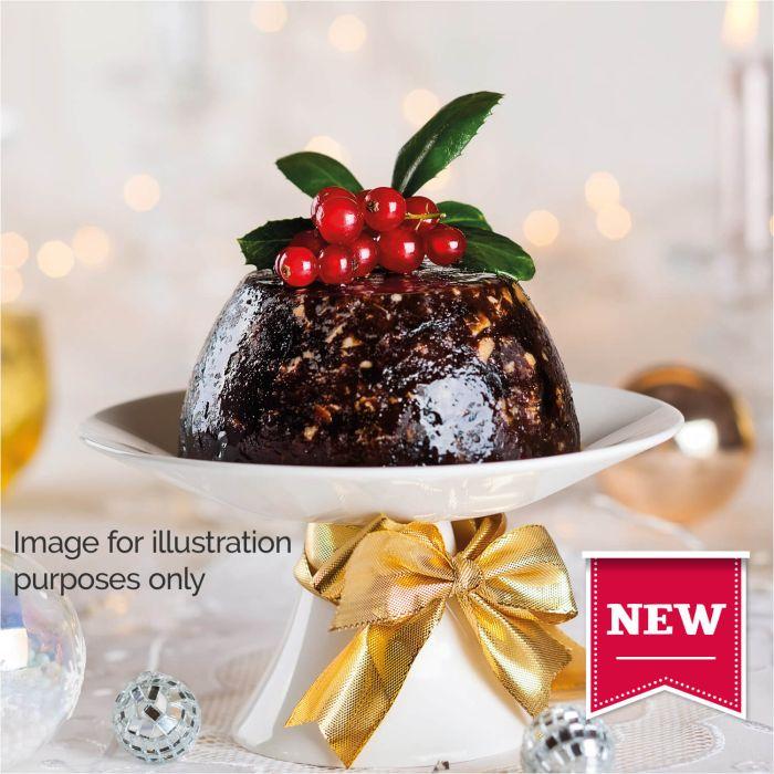 Individual Christmas Pudding