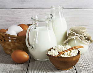 Eating for calcium is important as we age