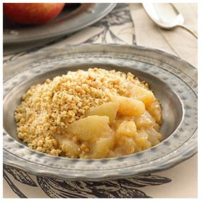 Apple Crumble (Pack Of 2) | Oakhouse Foods