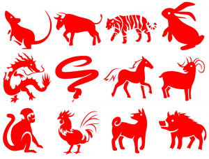 Chinese-Zodiac-12-Animals-in-red-300x228
